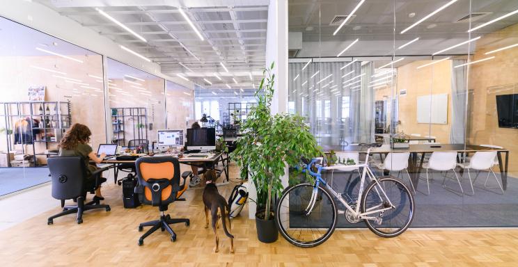 офис в центъра софия