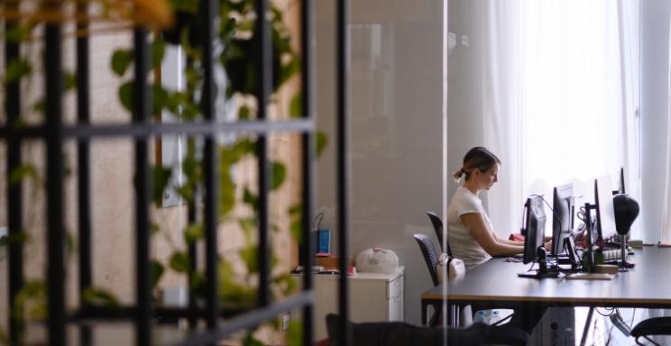 офис в софия коуъркинг