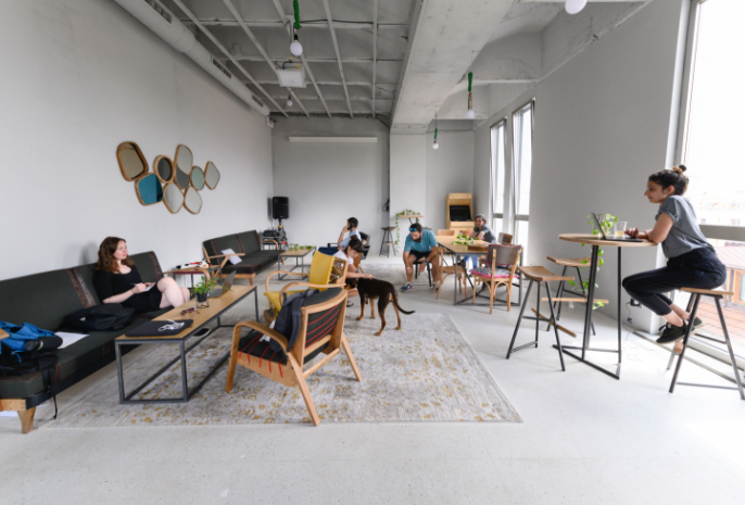betahaus офис за работа