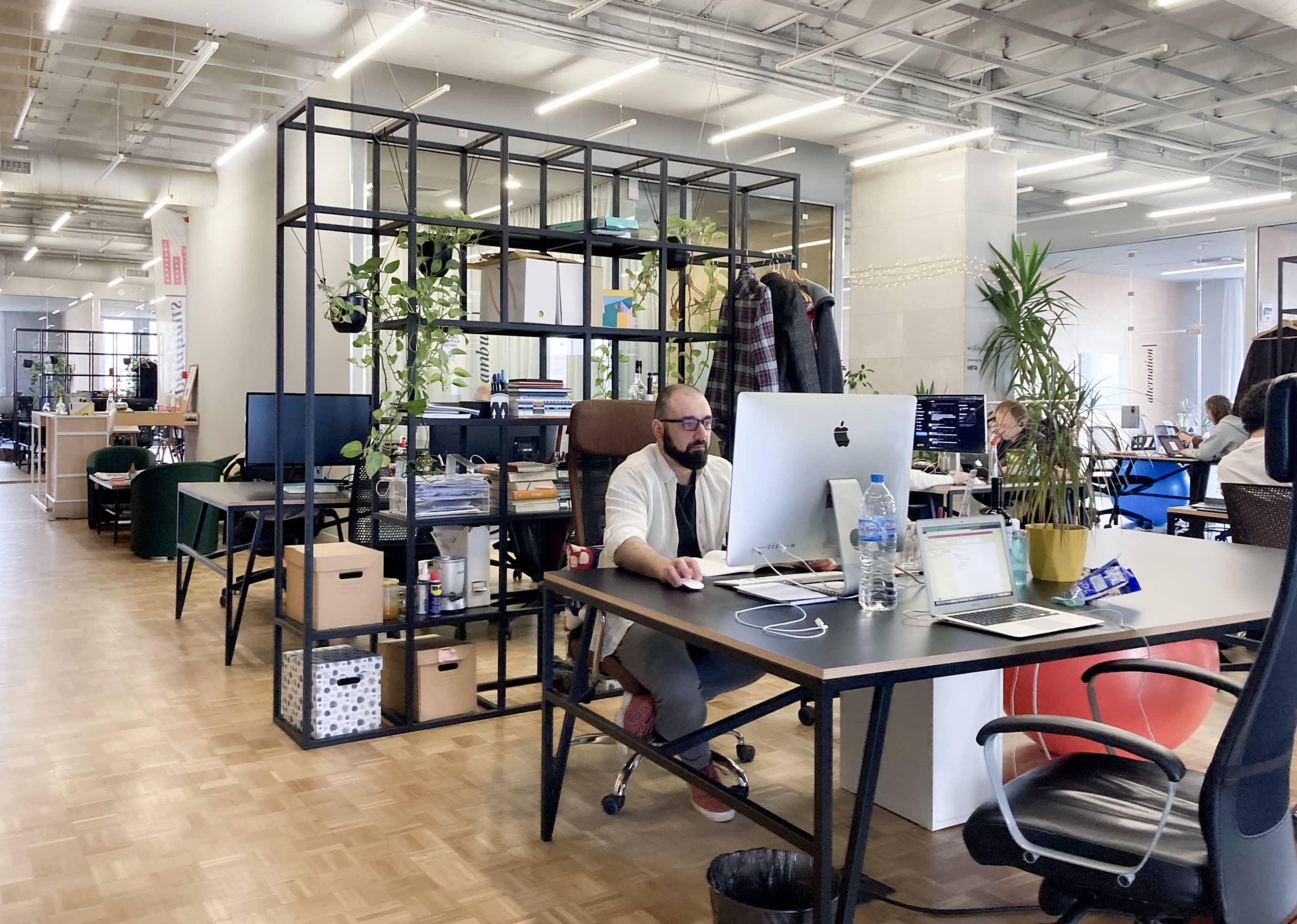 office sofia center